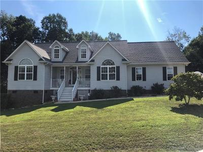 Lincolnton Single Family Home For Sale: 1044 Walter Drive