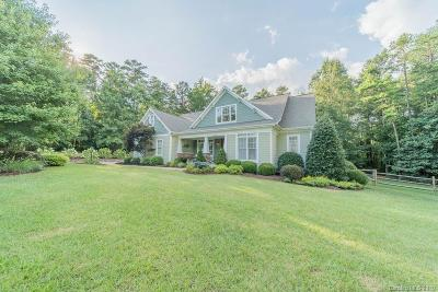 Huntersville Single Family Home For Sale: 14110 Lea Point Court