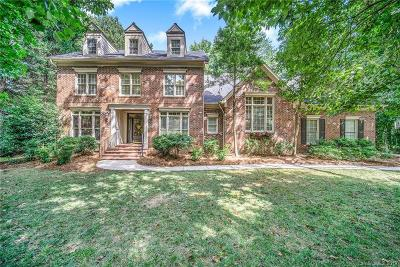 Charlotte Single Family Home For Sale: 3610 Newchurch Circle
