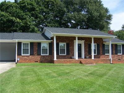 Gastonia Single Family Home For Sale: 2426 Redbud Drive