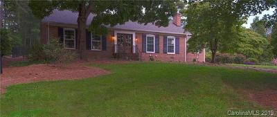 Albemarle Single Family Home For Sale: 1402 Northcrest Drive