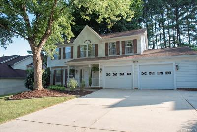 Single Family Home Active Under Contract: 1129 Cureton Place