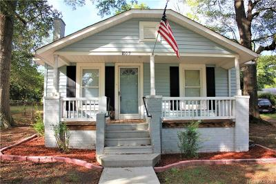 Kannapolis Single Family Home Under Contract-Show: 1009 Skyland Street