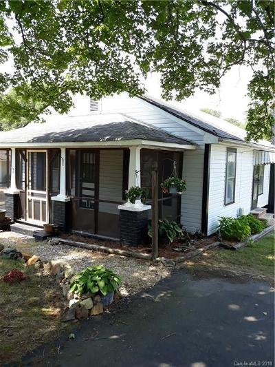 Kannapolis Single Family Home Under Contract-Show: 316 Westview Street