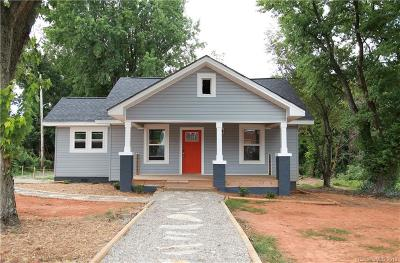Charlotte Single Family Home For Sale: 4501 Willard Street #M5-29