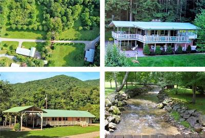 Multi Family Home For Sale: 3468 Cullowhee Mountain Road