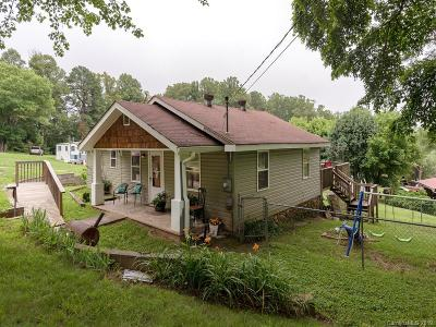 Black Mountain Single Family Home For Sale: 461 Cragmont Road