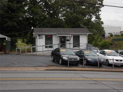 Buncombe County Commercial For Sale: 1511 Patton Avenue