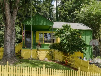 Asheville Single Family Home For Sale: 89 Maney Avenue