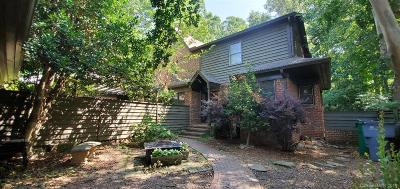 Charlotte Condo/Townhouse For Sale: 7407 Newmans Lane