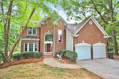 Mecklenburg County Single Family Home For Sale: 20712 Willow Pond Road