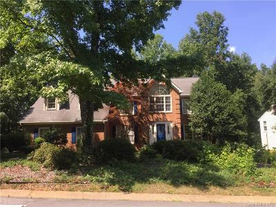 Charlotte Rental For Rent: 3613 Hatwynn Road