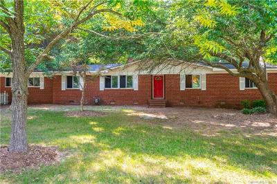 Mint Hill Single Family Home For Sale: 5731 Matthews Mint Hill Road