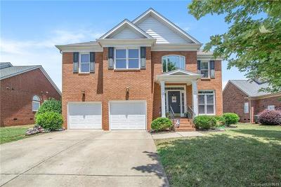 Mooresville Single Family Home For Sale: 131 Oxford Drive