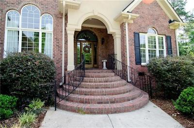 Clover, Lake Wylie Single Family Home For Sale: 5280 Lake Wylie Road