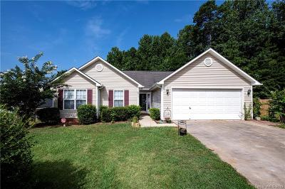 Charlotte Single Family Home For Sale: 8817 Kismet Drive