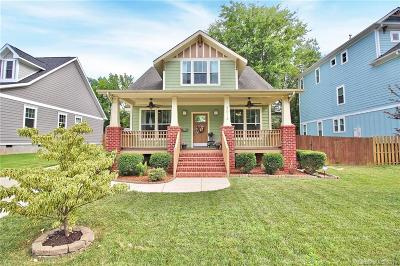 Charlotte Single Family Home For Sale: 3518 Card Street