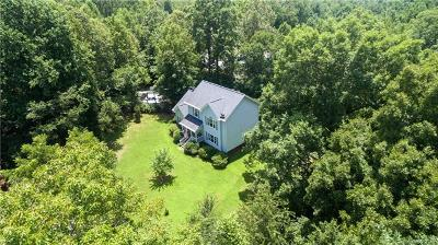 Kings Mountain Single Family Home For Sale: 107 Anderson Acres #1