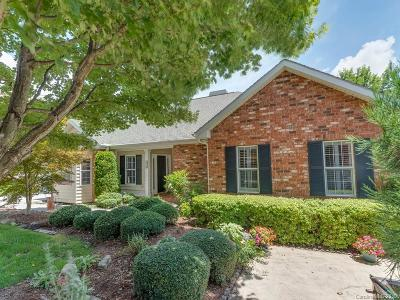 Hendersonville Condo/Townhouse For Sale: 648 High Quarry Road
