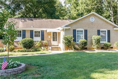 Charlotte Single Family Home For Sale: 5310 Amity Place