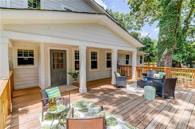 Mecklenburg County Single Family Home For Sale: 105 Pineville Matthews Road