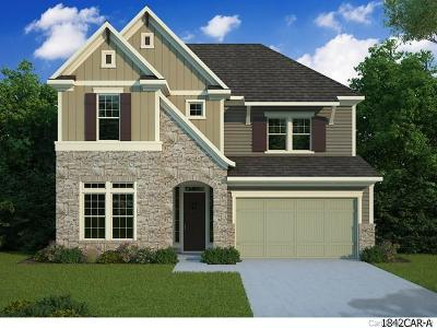 Charlotte NC Single Family Home For Sale: $697,833