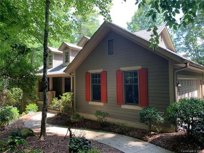 Hendersonville NC Single Family Home For Sale: $589,000