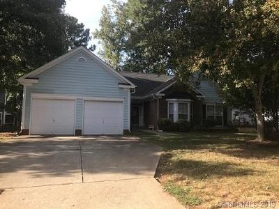 Charlotte Rental For Rent: 7128 Scuppernong Court