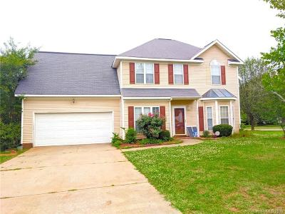 Charlotte Single Family Home For Sale: 6325 Pence Grove Road