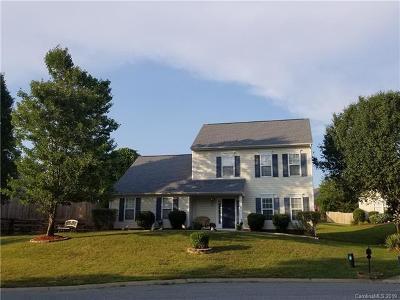 Mooresville Single Family Home For Sale: 109 Endicott Court