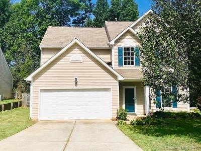Charlotte Single Family Home For Sale: 14904 Jerpoint Abby Drive
