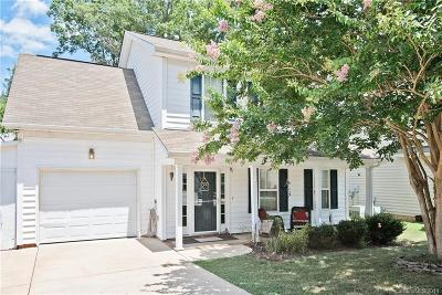Mooresville Single Family Home For Sale: 177 Everett Park Drive