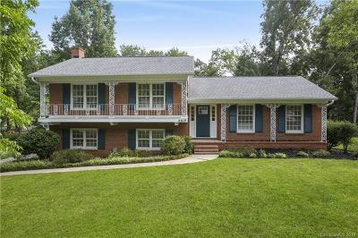 Charlotte Single Family Home For Sale: 6619 Windyrush Road