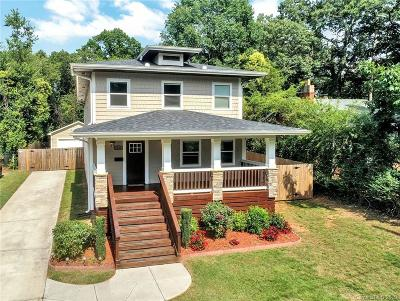 Charlotte Single Family Home For Sale: 2714 Clemson Avenue