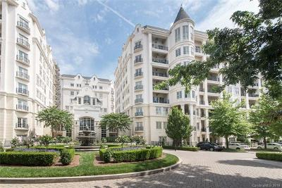 Charlotte Condo/Townhouse For Sale: 2823 Providence Road #125
