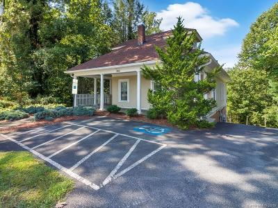 Brevard Single Family Home For Sale: 352 S Caldwell Street