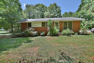 Single Family Home For Sale: 1269 Longview Road