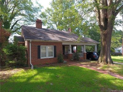 Anson County Single Family Home For Sale: 601 Lee Avenue