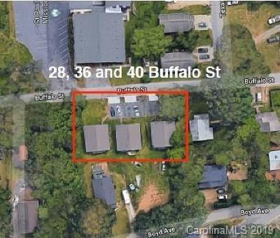 Multi Family Home For Sale: 40 Buffalo Street