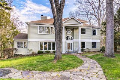Asheville NC Single Family Home For Sale: $899,500