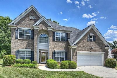 Charlotte Single Family Home For Sale: 12107 Crescent Run Court