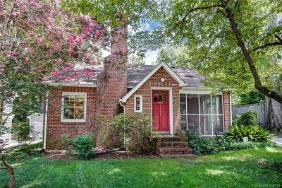 Charlotte Single Family Home For Sale: 2406 Lynhaven Street