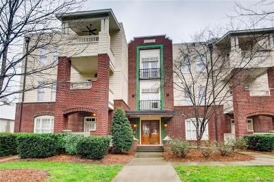 Charlotte Condo/Townhouse For Sale: 518 Clarice Avenue #103