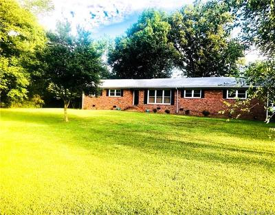 Monroe Single Family Home For Sale: 4508 Griffith Road
