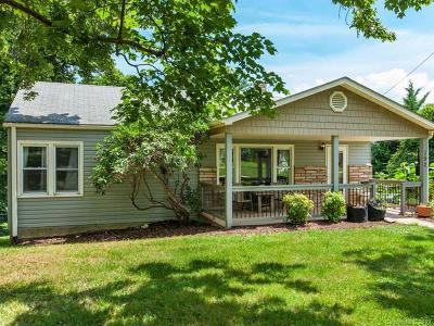 Asheville Single Family Home For Sale: 192 Bear Creek Road