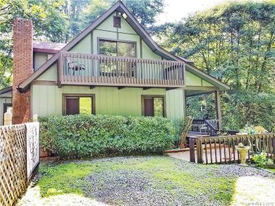 Weaverville Single Family Home For Sale: 111 Beech Valley Estate