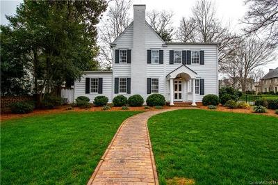 Charlotte Single Family Home For Sale: 200 Hempstead Place