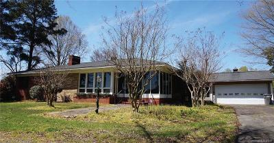 Wingate Single Family Home For Sale: 3625 Phifer Road