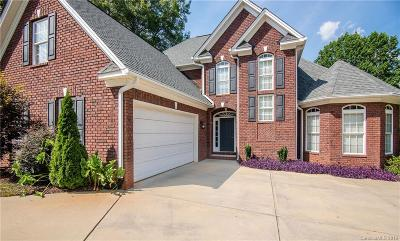 Charlotte, Davidson, Indian Trail, Matthews, Midland, Mint Hill, Catawba, Clover, Fort Mill, Indian Land, Lake Wylie, Rock Hill, Tega Cay, York Single Family Home For Sale: 1343 Glenview Lane