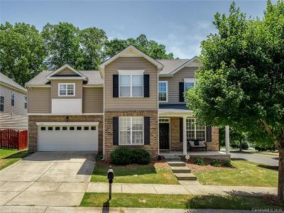 Huntersville Single Family Home For Sale: 13502 Delstone Drive